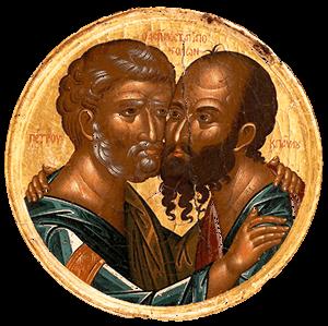 Православный храм св. апостолов Петра и Павла. Официальный сайт